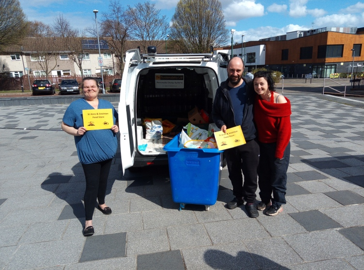 donations from Sherwood